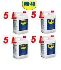 WD40 20 L bidon dégrippant nettoyant anti-humidité lubrifiant WD-40 20L litres