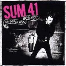 """SUM 41 """"UNDERCLASS HERO"""" CD NEUWARE"""