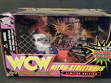 RARE Racing Champions NWO WCW Nitro Streetrods Goldberg Buick Grand National GNX
