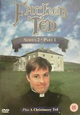 Father Ted - Series 2 - Part 1  (DVD) . FREE UK P+P ............................