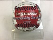 Red Sox The Boston Globe   Championship Baseball 2007 World Series Champions
