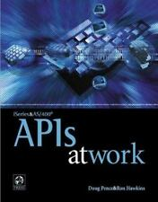 iSeries and AS400®  APIs at Work
