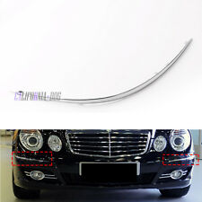 For Mercedes E-Class W211 2007-2009 Chrome Bumper Molding Trim Right Side *1