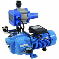Bur-Cam 15 GPM 3/4 HP Cast Iron Shallow Well Dual App. Pump (Booster & Tankle...