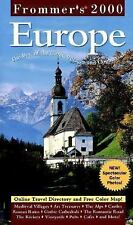 Frommer's Europe 2000