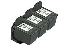 Recycled HP 56 Ink Cartridge C6656AN - PSC 110 1209 1210 1310 1311 1312 3 P