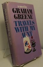 Travels with My Aunt by Graham Greene - early book club