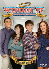 BRAND NEW 2DVD SET // Wingin' It: Season 2, Part 1 //14 episodes // 5 Hours