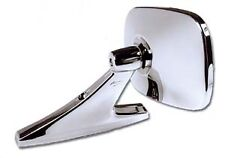 "CIPA Universal Car Chrome Mirror Replacement Kit, 5.25"" x 4"""