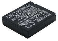 3.7V Battery for Panasonic Lumix DMC-LX5 Lumix DMC-LX5GK Lumix DMC-LX5K DMW-BCJ1