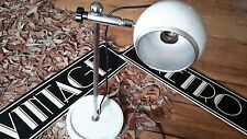 Vintage retro atomic Sputnik space age eyeball spot lamp light midcentury modern