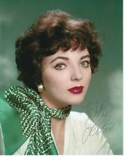 JOAN COLLINS Autographed Signed VINTAGE POSE Photograph - To John