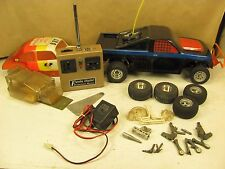 vintage tamiya Sand Scorcher rc car parts and Extras