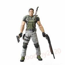 "Neca Resident Evil Chris 7"" Action Figure No Box"