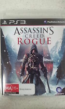 Assassin's Creed Rogue PS3 NEW
