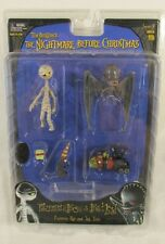 NECA Reel Toys The Nightmare Before Christmas Mummy Boy & Bat Kid Series 4