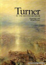 Wilton, Andrew TURNER IN THE BRITISH MUSEUM DRAWINGS AND WATERCOLOURS 1975 Hardb