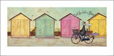 Sam Toft (OUT per un po' o' BRUNCH) Cat No: ppr41139 ART PRINT 50 x 100 cm