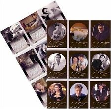 James Bond: 50th Anniversary Series 2 (Evens) - 99 Card Basic/Base Set