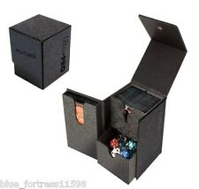 PRO-TOWER DECK BOX ULTRA PRO FOR MTG OR POKEMON HOLDS DICE ANS OVERSIZED CARDS