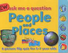 People and Places: Ask Me a Question: A Picture Flip Quiz for 5-7 Year Olds (Ask