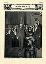 Edouard Colonne mit seinem Pariser Châtelet-Orchester Berlin Kgl. Opernhaus 1901