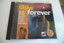 SLOW CD PROMO PAUL YOUNG MURRAY HEAD THE PLATTERS CYNDI LAUPER CELINE DION....