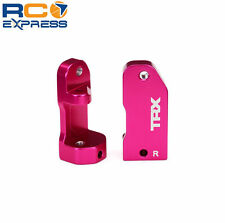 Traxxas Caster Blocks Pink Anodized Aluminum Rustler /Slash / Stampede TRA3632P