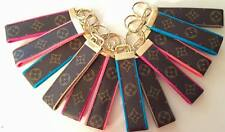 Monogram Louis Vuitton Repurposed wristlet Keychain Custom Colors