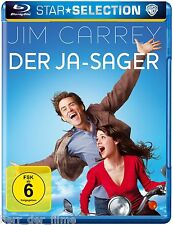 DER JA-SAGER (Jim Carrey, Zooey Deschanel) Blu-ray Disc