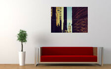 NEW YORK CITY URBAN NEW GIANT LARGE ART PRINT POSTER PICTURE WALL
