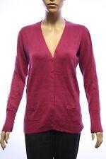 BLU MOTION Strickjacke dunkel rosa Gr.L (wie M)