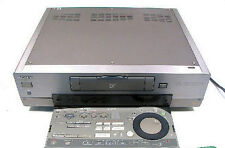 SONY DHR-1000 MiniDV DV DVCAM Digital Video Player Recorder VCR DECK EX