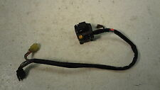 1982 Honda CBX 1000 1050 Supersport H679. left hand controls switches