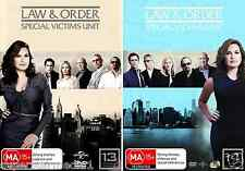 Law And Order SVU - Special Victims Unit Seasons 13+14 : NEW DVD