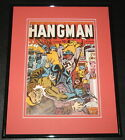 Hangman Comics #3 Framed Cover Photo Poster 11x14 Official Repro