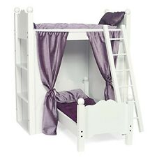 Emily Rose Doll Clothes Fits American Girl Doll Loft Bunk Bed Furniture with