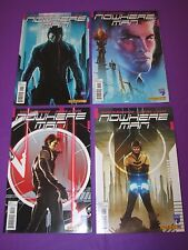 Nowhere Man #1-4 1st Print Dynamite Liquid Comics Comic Set Run F/VF