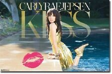 2012 CARLY RAE JEPSEN KISS POSTER PRINT NEW 34x22 FREE SHIPPING