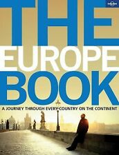 Lonely Planet The Europe Book-ExLibrary