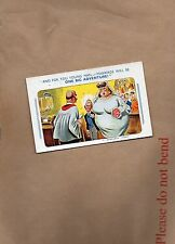 Bamforth Risque comic card No 1947 Marriage is an Adventure posted 1963 xc1