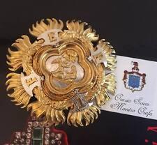 Placca dell'Ordine della Santissima Annunziata Real Casa Savoia