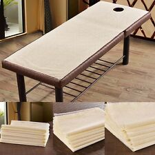 Non-Slip Beauty Massage Salon Sheet SPA Treatment Bed Mattress With Face Hole