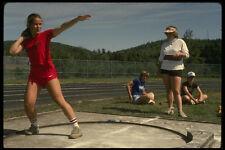 206086 Shotput d'athlétisme A4 papier photo
