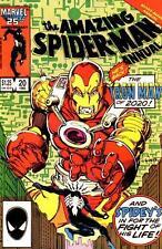 Amazing Spider-Man Vol. 1 (1963-2014) Ann. #20