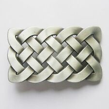Celtic Knot  Cowboy Cowgirl  Belt Buckle West  Fashion Crafts Collect  001