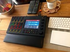 Akai MPC Touch, Maschine Drum Machine Mixer Arm Rest Support Black Faux leather