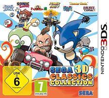 Sega 3D Classics Collection        Nintendo 3DS       !!!!! NEU&OVP !!!!!