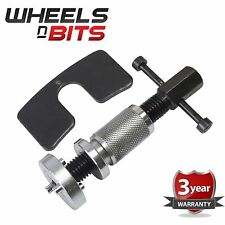 Brake Caliper Piston Rewind Hand Tool 3/8'' Dual Pin Ford VW Audi & Many More