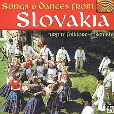 , Songs & Dances from Slovakia, Excellent